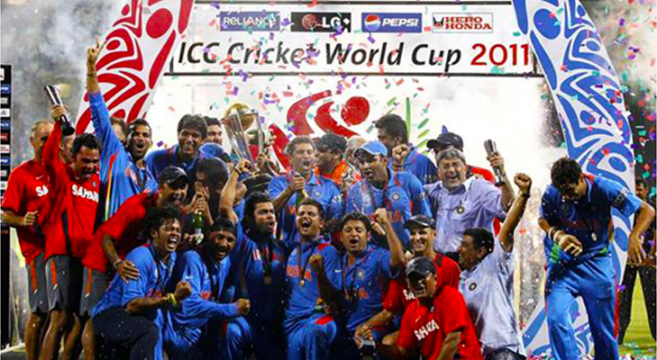 ICC Cricket World Cup @TheRoyaleIndia
