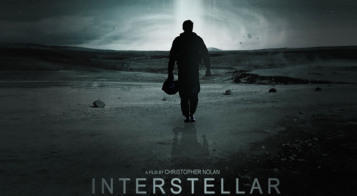 interstellar christopher nolan @TheRoyaleIndia