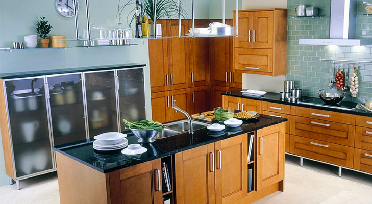 Island Kitchen Design @TheRoyaleIndia
