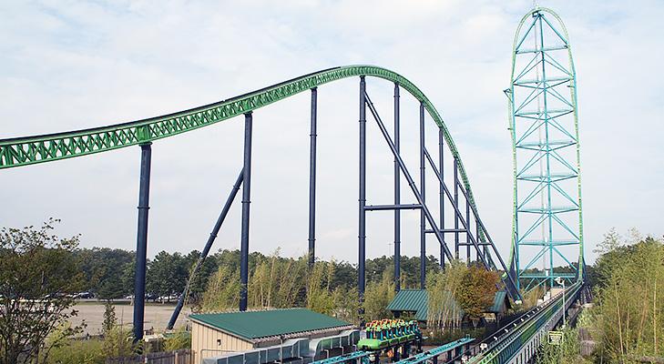 Kingda Ka Roller Coaster @TheRoyaleIndia