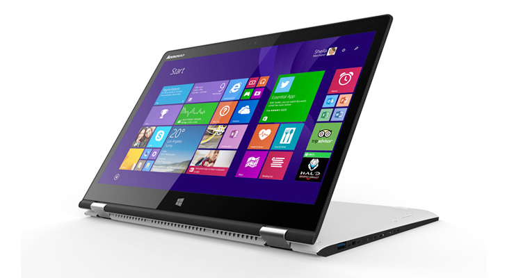 Lenovo Yoga 3 Pro @TheRoyaleIndia