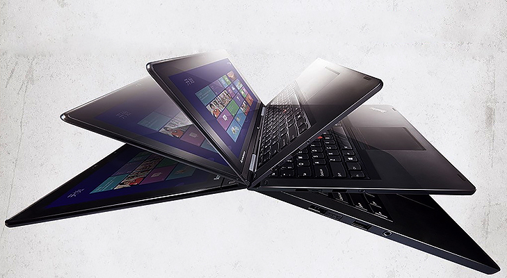 Lenovo Yoga Thinkpad @TheRoyaleIndia