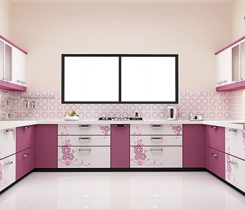 modular kitchens have plenty of space @TheRoyaleIndia