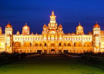 mysore palace @TheRoyaleIndia