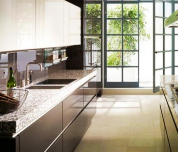 Parallel Modular Kitchen Design @TheRoyaleIndia