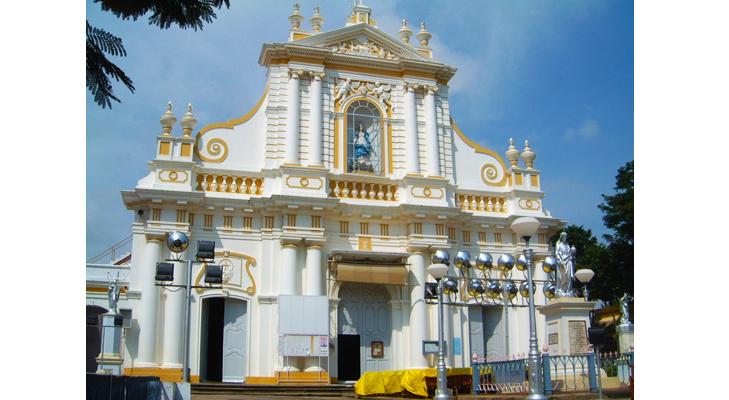 Church Pondicherry @TheRoyaleIndia