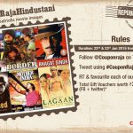 Kaho Garv se, Hum hai Hindustani at #CouponRajaHindustani contest
