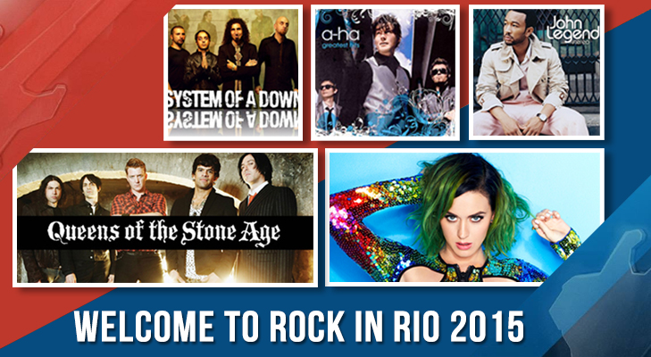 Rock in Rio 6 @TheRoyaleIndia