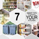 7 Smart Tips to Organize Your Kitchen