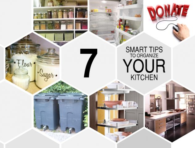 Smart Tips To Organize Your Kitchen @TheRoyaleIndia