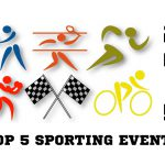 Gear up For The Top 5 Sporting Events in 2015