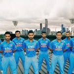 Team India's Official World Cup Jersey Unveiled