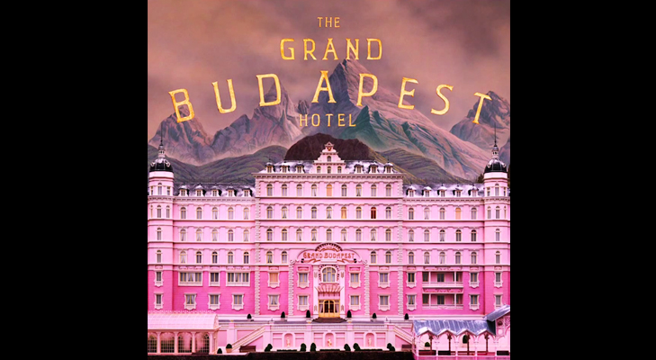 The Grand Budapest Hotel wins Golden Globe @TheRoyaleIndia