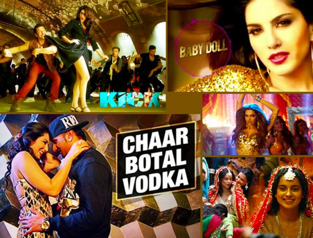 TOP 7 Bollywood Chartbusters of 2014 @TheRoyaleIndia