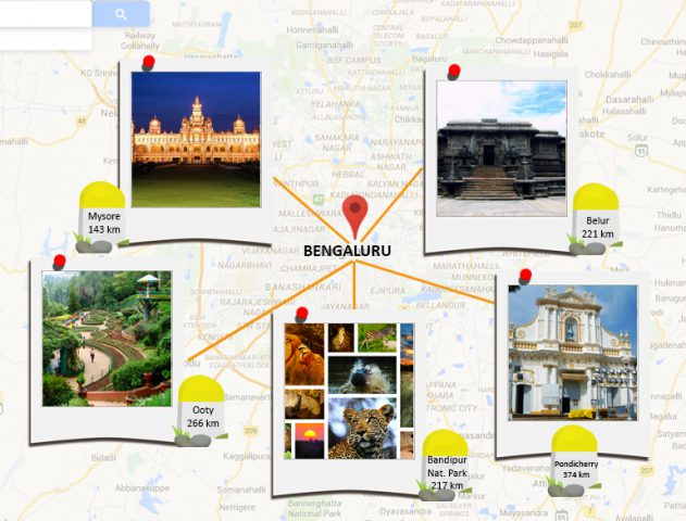 5 Must Visit Weekend Getaways Around Bangalore @TheRoyaleIndia