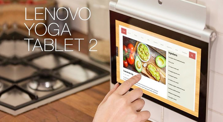 Yoga Tablet 2 @TheRoyaleIndia