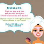 Review a Spa Contest