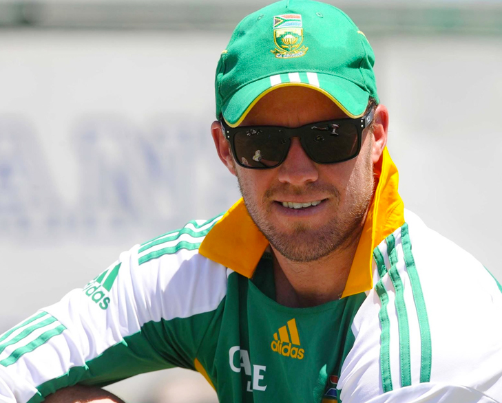 AB de Villiers @TheRoyaleIndia