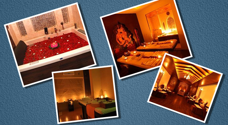 Amohaa Spa @TheRoyaleIndia