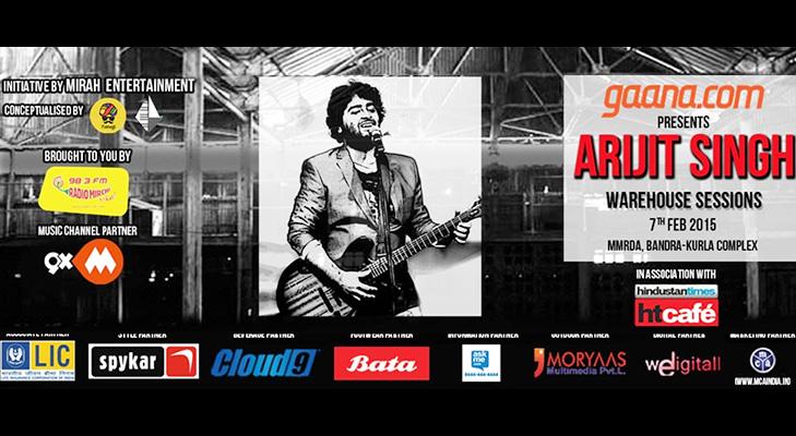 Arjit Singh Live 2015 @TheRoyaleIndia