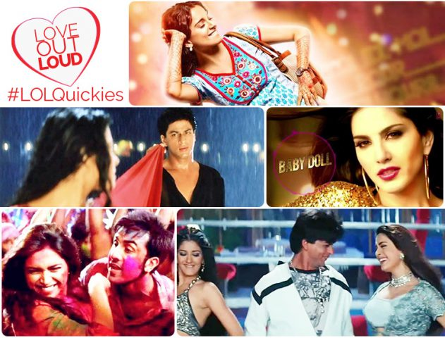 Top 5 Love songs for Valentine Day 2015 @TheRoyaleIndia