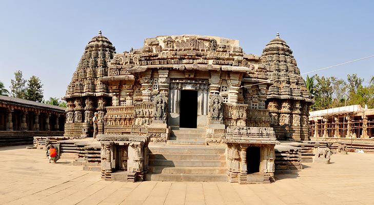 Chennakeshava Temple Karnataka @TheRoyaleIndia