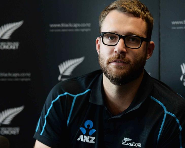 Daniel Vettori @TheRoyaleIndia