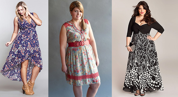 Dresses for Plump Ladies @TheRoyaleIndia
