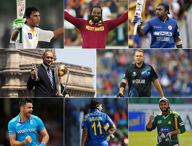 2015 Would Possibly Be The Last World Cup for These Players @TheRoyaleIndia