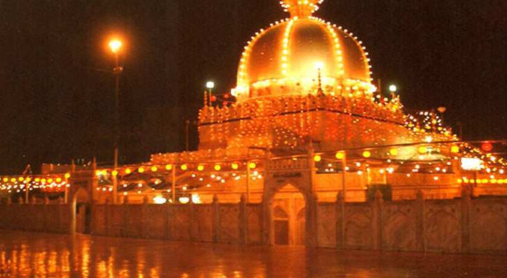 Hazrat Khwaja Dargah Ajmer @TheRoyaleIndia