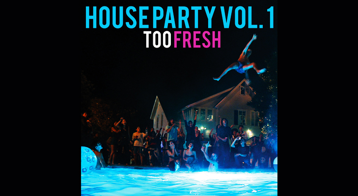 House Party Fresh Music @TheRoyaleIndia
