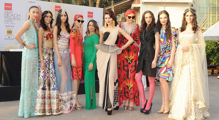 India Beach Fashion Week 2015 @TheRoyaleIndia