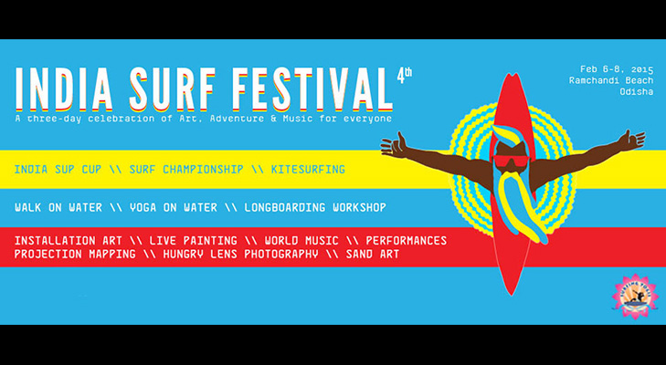 Indian Surf Festival 2015 @TheRoyaleIndia