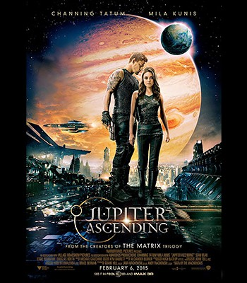 Jupiter Ascending @TheRoyaleIndia