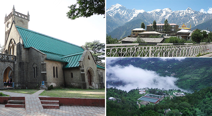 Kasauli Tourism @TheRoyaleIndia