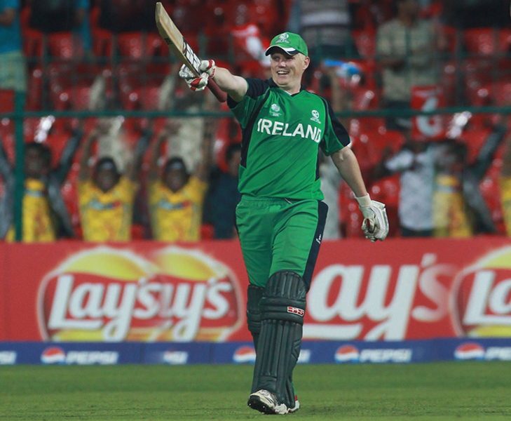 Kevin O Brien Ireland @TheRoyaleIndia