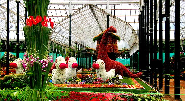 Lalbaug Gardens @TheRoyaleIndia