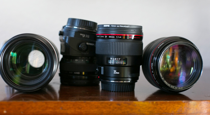 Lenses To Use @TheRoyaleIndia