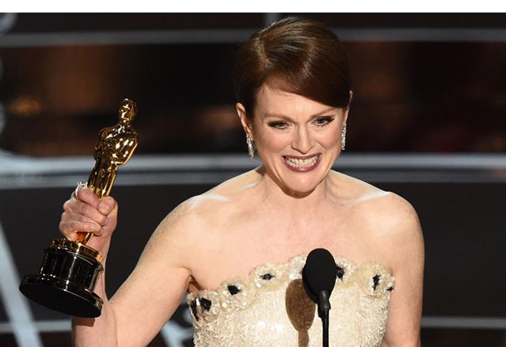 Julianna Moore Wins Oscar @TheRoyaleIndia