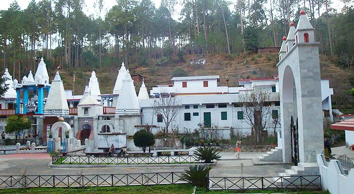 Binsar Mahadev Temple @TheRoyaleIndia