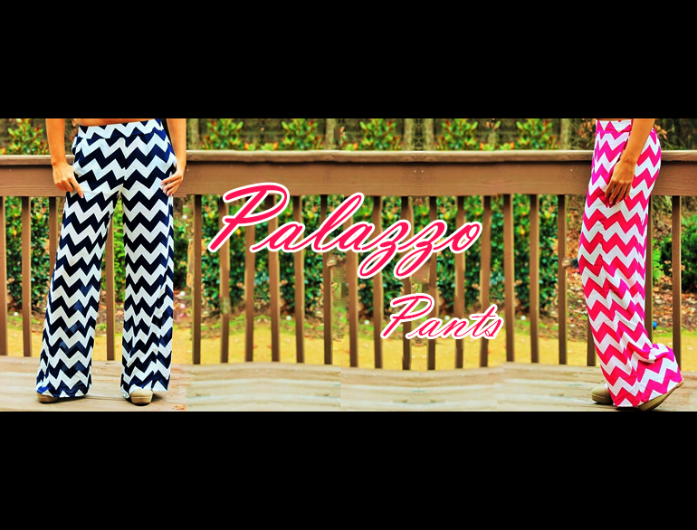 Palazzo Pants, a fashion to unearth – Tips To Wear Them Right @TheRoyaleIndia