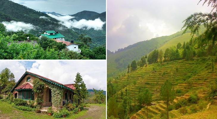 Ramgarh Uttarakhand @TheRoyaleIndia