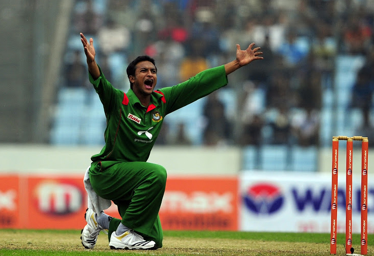 Shaqib Al Hassan Bangladesh @TheRoyaleIndia