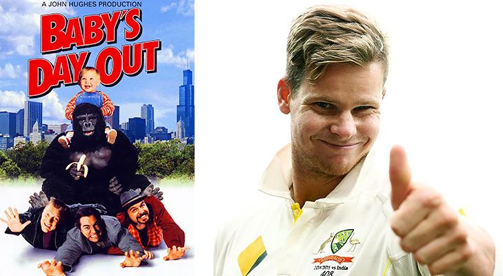 Steve Smith Cricket Player @TheRoyaleIndia