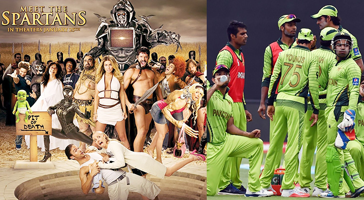 The Pakistan Cricket Team @TheRoyaleIndia