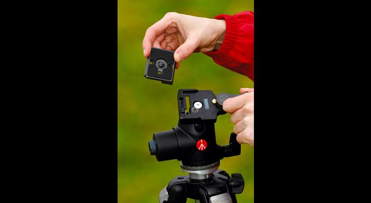 Tripod Camera Plates @TheRoyaleIndia