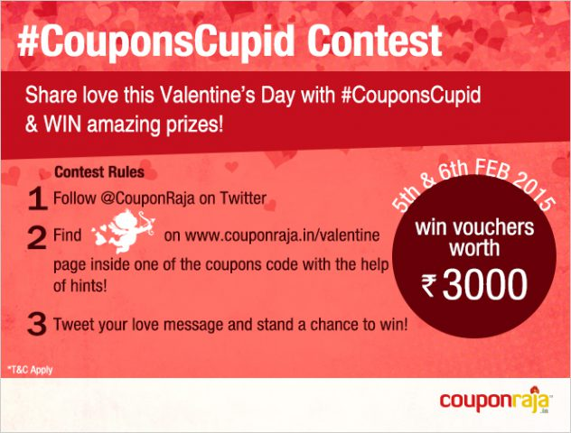 Valentines Day Contest @TheRoyaleIndia