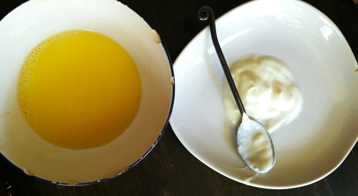 Vinegar and Yoghurt @TheRoyaleIndia