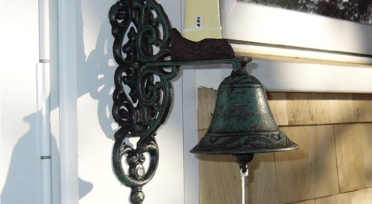 Vintage Door Bell @TheRoyaleIndia