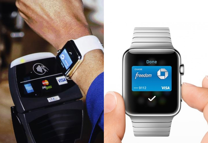 Apple Watch Apple Pay @TheRoyaleIndia